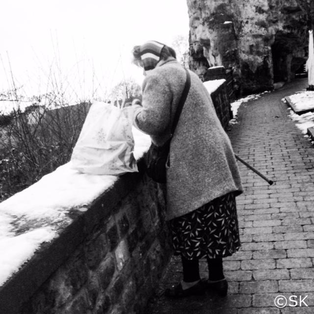 Old Lady, Pfaffenthal