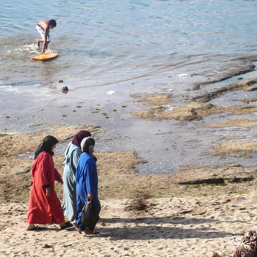 Moroccan Ladies, Rabat